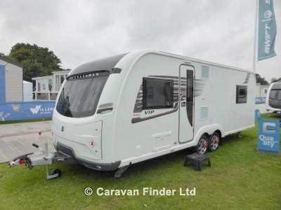 Coachman VIP 650 2018  Caravan Thumbnail