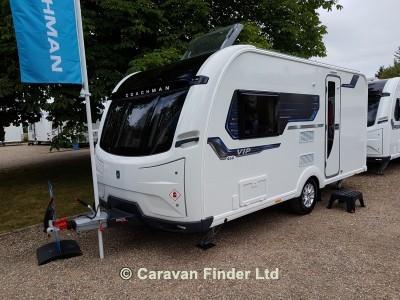 Coachman VIP 460 SOLD 2019  Caravan Thumbnail