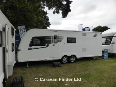 Coachman wanderer 21 FB 2019  Caravan Thumbnail
