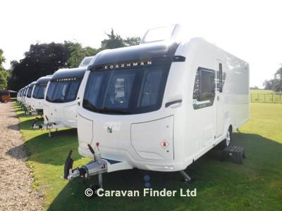 Coachman Acadia SE 575 2020  Caravan Thumbnail