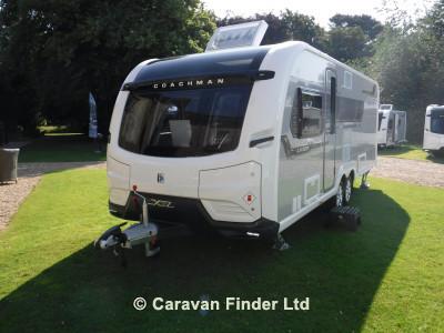 Coachman Laser Xcel 850 2020  Caravan Thumbnail