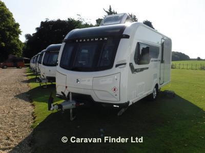 Coachman VIP 460 2020  Caravan Thumbnail