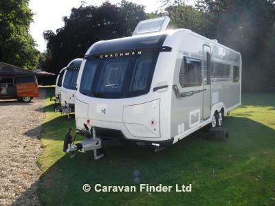 Coachman Laser 650 2021  Caravan Thumbnail