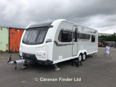 Coachman Laser Xcel 845 2021  Caravan Thumbnail