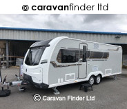 Coachman Lusso 2021 caravan