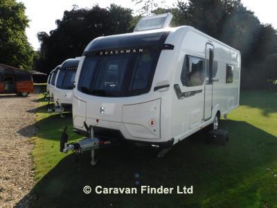 Coachman VIP 565 2021  Caravan Thumbnail
