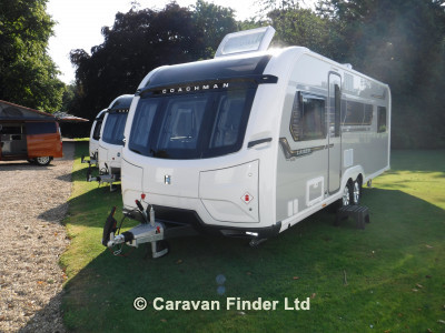 Coachman Laser 650 2022  Caravan Thumbnail