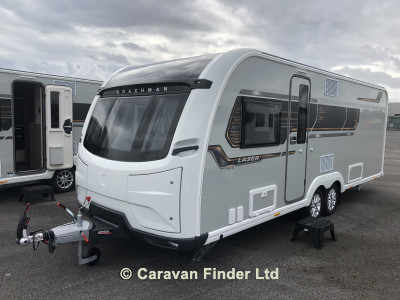 Coachman Laser 675 2022  Caravan Thumbnail