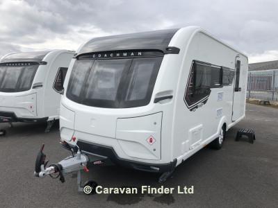 Coachman VIP 520 DUE 2022  Caravan Thumbnail