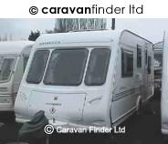 Compass Omega 500 2001 caravan