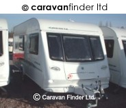 Compass Corona 524 2003 caravan