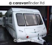 Compass Magnum 482 SE 2004 caravan