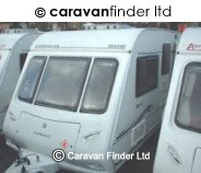 Compass Corona 505 2005 caravan
