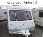 Compass Omega 432 2005 caravan