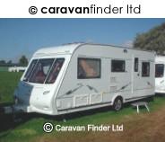 Compass Omega 505 2005 caravan