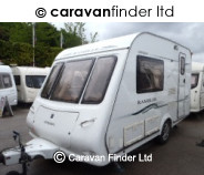 Compass Rambler 12-2 2005 caravan