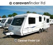 Compass Corona 636 2007 caravan