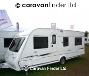 Compass Omega 544 2007 caravan
