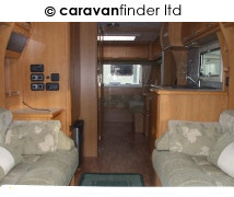 Used Compass Rallye 2007 touring caravan Image