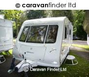 Compass Omega 540 2008 caravan