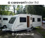 Compass Omega 544 2008 caravan