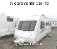 Compass Vantage 556 2011 caravan