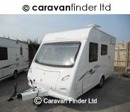 Compass Venture 304 2011 caravan