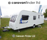 Compass Corona 576 2014 caravan