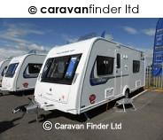 Compass Corona 540 2015 caravan
