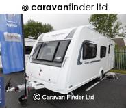 Compass Kensington 576 2016 caravan