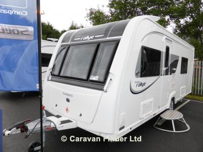 Compass Rallye 574 2016  Caravan Thumbnail