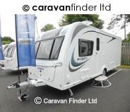 Compass Capiro 554 2018 caravan