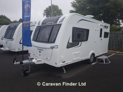 Used Compass Capiro 462 2019 touring caravan Image