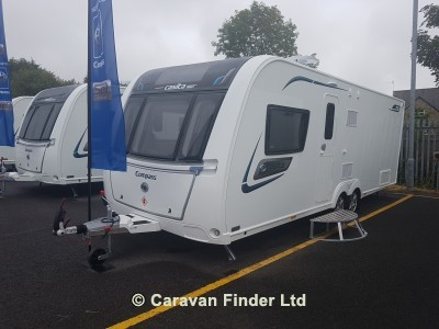 Compass Casita 860 2019  Caravan Thumbnail