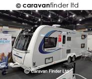 Compass Connoisseur 868 2020 caravan