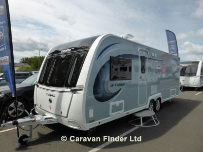 New Compass Camino 660 2021 touring caravan Image