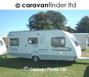 Cristall Moorea 530 tf 2005 caravan