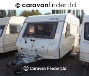 Cristall Sprint 450 tf 2006 caravan