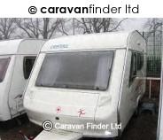 Cristall Sprint 390 tk Sport 2007 caravan