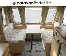 Used Crown Crest 1999 touring caravan Image