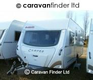 Dethleffs DL 550 2005 caravan
