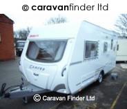 Dethleffs DL 470 2006 caravan