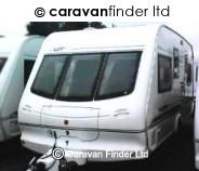 Elddis Cyclone 2001 caravan