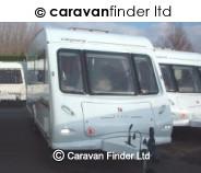 Elddis Odyssey 482 2004 caravan
