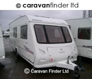 Elddis Odyssey 524 2005 caravan