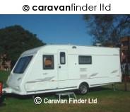 Elddis Odyssey 540 2005 caravan