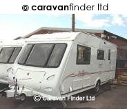 Elddis Sunseeker 524 2005 caravan