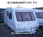Elddis Queensferry 556 2006 caravan