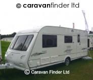 Elddis Odyssey 524 L 2007 caravan