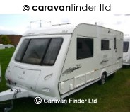 Elddis Odyssey 524 2007 caravan